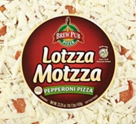 Sponsored by Lotzza Motzza Brewpub Pizza